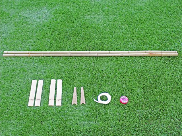レトロ竹馬組み立てキット 商品画像02