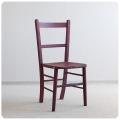イギリス アンティーク ペイントチャイルドチェア/学校椅子 J-625