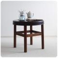 イギリス アンティーク ベークライトコーヒーテーブル/樹脂天板 J-810