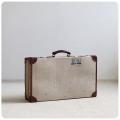 イギリス ヴィンテージ トランク/バッグ/旅行鞄/スーツケース M-153