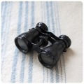 イギリス アンティーク 古い双眼鏡/オペラグラス/オブジェ/インテリア M-191