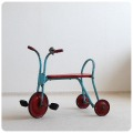 イギリス アンティーク Triang社 三輪車/遊具/ガーデン/ディスプレイ/店舗什器【ミッキーのベルが可愛い】M-294
