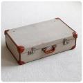 イギリス ヴィンテージ CHENEY社 トランク/バッグ/旅行鞄/スーツケース/店舗什器/チェイニー M-493