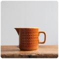 イギリス ビンテージ ホーンジー クリーマー/ミルクジャグ/SAFFRON/サフラン/ピッチャー【英国陶器メーカーHORNSEA】M-805