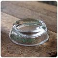 イギリス ヴィンテージ ガラス製 灰皿/アッシュトレイ/コレクタブル/アクセサリートレイ/喫煙具【WILLS WOODBINES】S-360