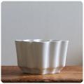 英国アンティーク 陶器製 Shelly窯 ゼリーモールド/シェリー/イギリス/花器/小物入れ【おしゃれキッチン雑貨】S-561