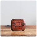 英国 アンティーク リベット缶/ミニ缶/ティン/ブリキ/小物入れ/工具用品/イギリス【BIFURCATED RIVETS】S-588