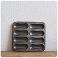 イギリス アンティーク Tala社 エクレアティン/タラ/菓子型/キッチンツール/インテリア雑貨/ディスプレイ/ブリキ S-861