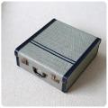 イギリス アンティーク CHUMMY DRESS PACK ドレスケース/スーツケース/トランク/収納/BOX【おしゃれ鞄】Y-402
