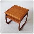 イギリス ヴィンテージ Parker Knoll(パーカーノール)コーヒーテーブル/ミッドセンチュリー/北欧スタイル【チーク家具】Y-422