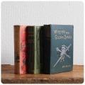 イギリス アンティーク ブック3冊セット/古本/古書/洋書/インテリア雑貨/書籍【ディスプレイにいかがですか?】Y-523