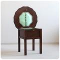 イギリス アンティーク MORCO ソーイングボックス/裁縫箱/机/収納家具【コーヒーテーブル使用もOK】Y-544