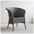 イギリス アンティーク ロイドルームチェア/LLOYD LOOM Lusty/店舗什器/英国製/椅子【メーカーラベルあり】Y-751