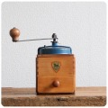 フランス アンティーク PEUGEOT コーヒーミル/プジョー/豆挽き/インテリア雑貨/店舗什器【素敵にディスプレイ】Y-785