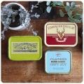 イギリス ヴィンテージ ブリキ缶3個セット/タバコ/ティン/シガレットケース/TIN/PLAYER'S NAVY CUT【Golden Virginia】Z-063