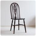 イギリス アンティーク シスルバックチェア/ハイバックチェア/トラディショナル家具/木製椅子/英国製【ダイニングチェアに!】Z-133