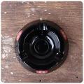 イギリス ヴィンテージ ガラス製 灰皿/アッシュトレイ/コレクタブル/アクセサリートレイ/喫煙具【Nazeing Regicor】Z-165