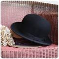 イギリス アンティーク ボーラーハット/帽子/山高帽/インテリア/店舗什器/ディスプレイ/ビンテージ【THE PEARL MAKE】Z-211