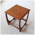 イギリス ヴィンテージ G-PLAN (ジープラン) サイドテーブル/ミッドセンチュリー家具【人気の北欧デザインシリーズ】Z-416