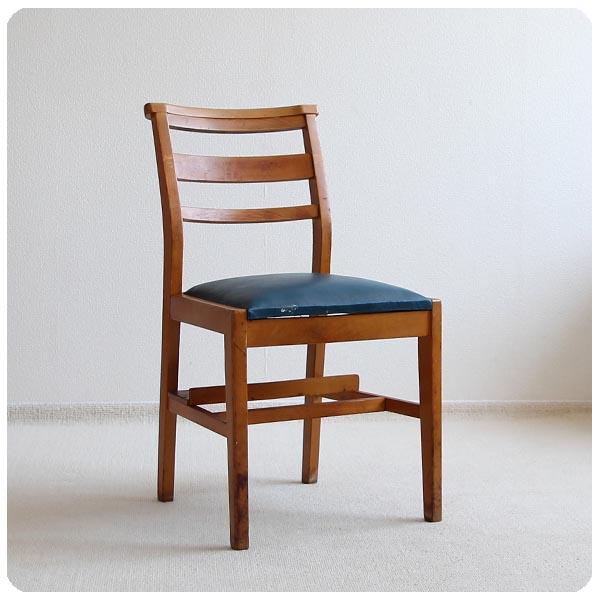 イギリス アンティーク チャーチチェア/教会椅子 Y-952