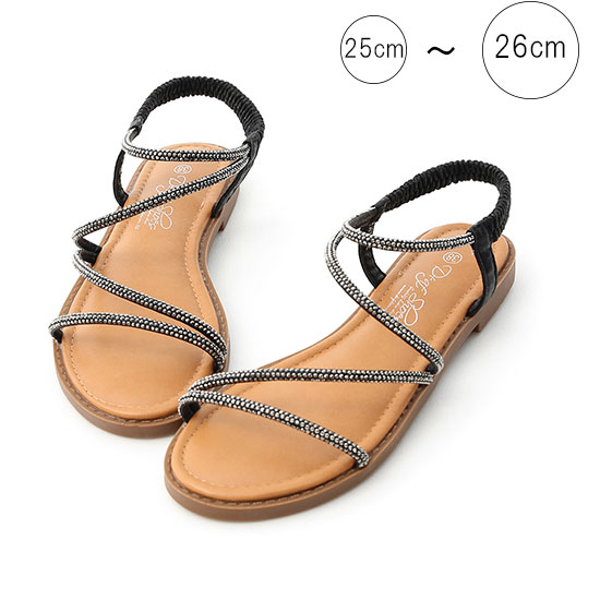大きいサイズ靴の通販,レディースサンダル