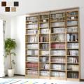 天井つっぱり書棚 スラスト 幅60cm 奥行19cm オープンタイプ