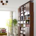 天井つっぱり書棚 スラスト 幅60cm 奥行26cm オープンタイプ