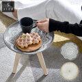 北欧 天然木 トレーテーブル モローネ S