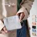 3層マルチポーチ 合皮 財布