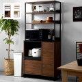 キッチン収納 オープンキッチンボード 80 アロイス