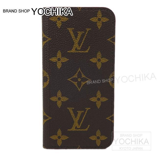 """LOUIS VUITTON ルイ・ヴィトン iPhone6/6S ケース """"フォリオ"""" ローズ モノグラム M61628 新品"""