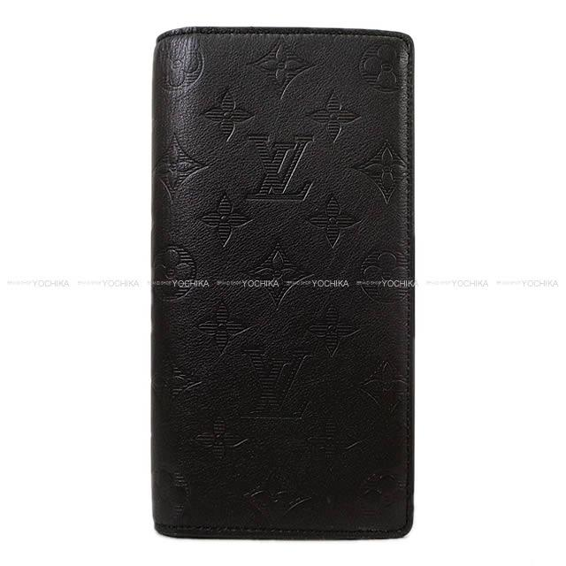 LOUIS VUITTON ルイ・ヴィトン ''ポルトフォイユ・ブラザ'' 長財布  シャドー M62900 新品