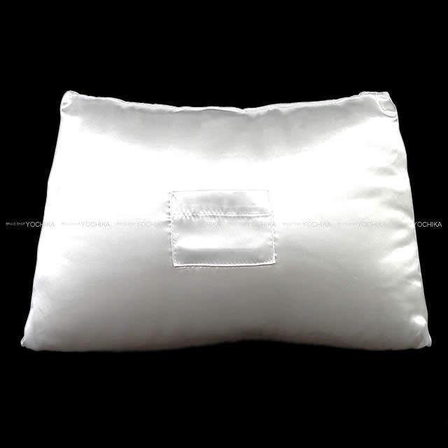 ハンドメイド バーキン35 専用 バッグ ピロー まくら クッション オフホワイト 新品