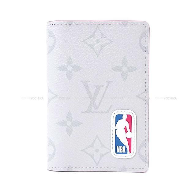 限定 LOUIS VUITTON ルイ・ヴィトン NBA オーガナイザー ドゥ ポッシュ カードケース M80103
