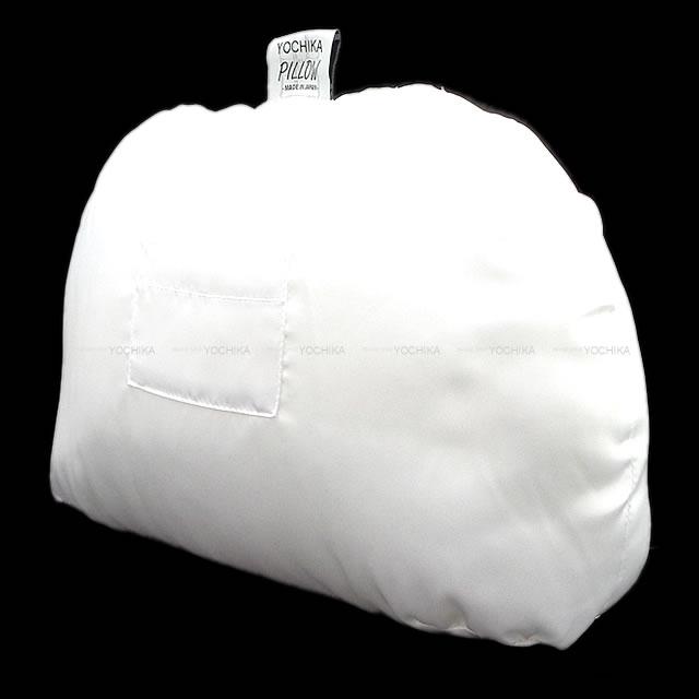 ハンドメイド ボリード31 ボリード1923 専用 バッグ ピロー タグ付き まくら クッション オフホワイト 新品