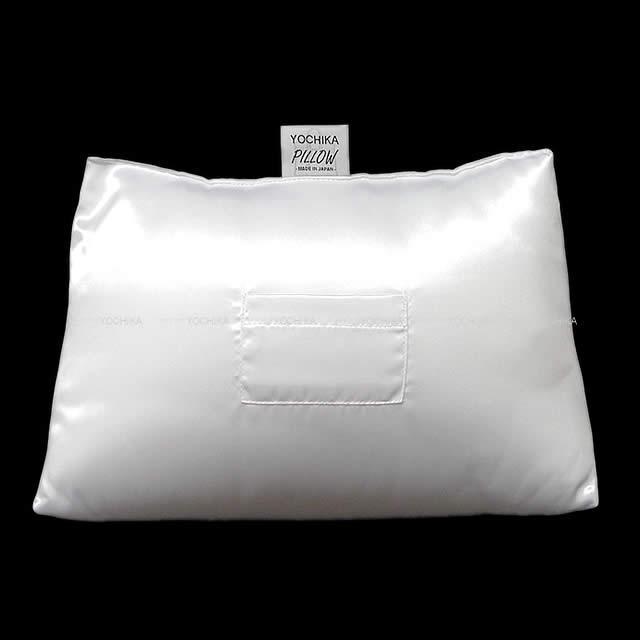 ハンドメイド バーキン35 専用 バッグ ピロー タグ付き まくら クッション オフホワイト 新品