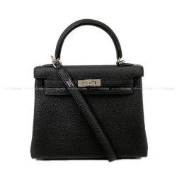 ケリー25 内縫い 黒(ブラック) トゴ SHW