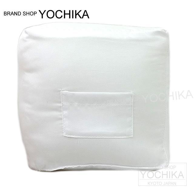 ハンドメイド バーキン30 専用 バッグ ピロー まくら クッション オフホワイト 新品