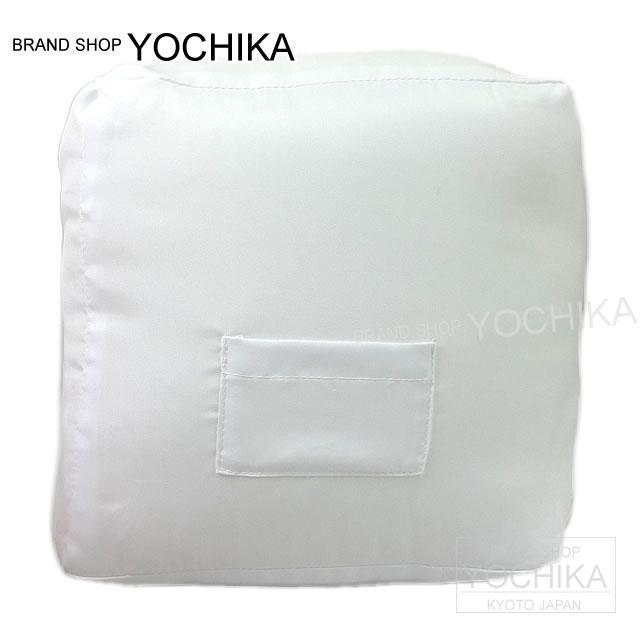 ハンドメイド ピコタン22MM ツールボックス26 専用 バッグ ピロー まくら クッション オフホワイト 新品