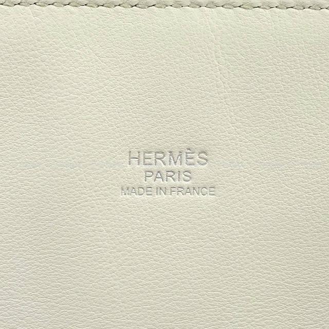 HERMES エルメス ハンドバッグ ボリード31 エタン トリヨン シルバー金具 新品