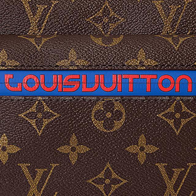 "LOUIS VUITTON ルイ・ヴィトン メッセンジャー ウエストポーチ"" バムバッグ"" モノグラム N43828 新品"