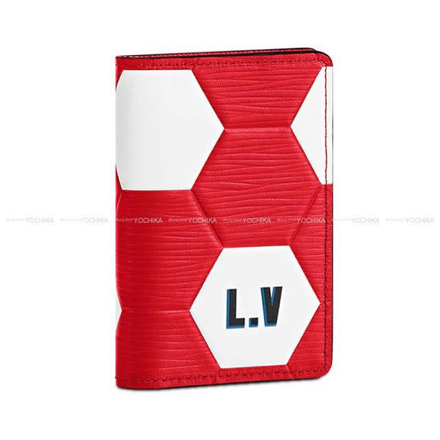"""ルイ・ヴィトン パスポート カード ケース カバー """"クーヴェルテュール パスポール"""" 黒X白 エピ M63374 新品"""
