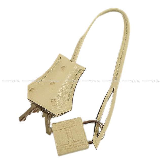 HERMES エルメス ハンドバッグ バーキン30 パシュマン オーストリッチ シルバー金具 新品未使用