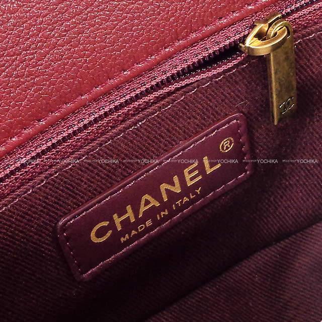 CHANEL シャネル マトラッセ 30 ダブルフラップ ショルダー 黒 キャビア A58600 シルバー金具 新品未使用