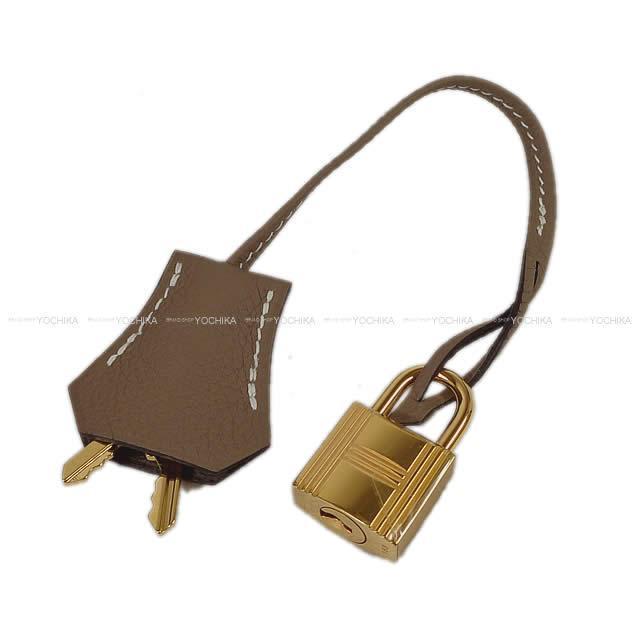 HERMES エルメス ハンドバッグ ケリー28 外縫い スペシャルオーダー エタンXエトープ トゴ ゴールド金具 新品