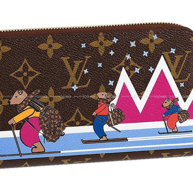 LOUIS VUITTON ルイ・ヴィトン ''スキーベアー'' 長財布 M63379 新品