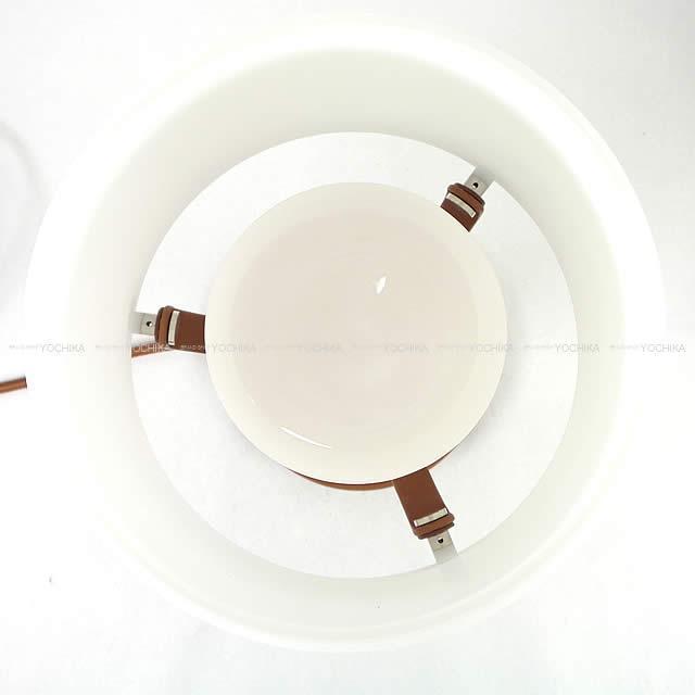 """HERMES エルメス """"アン・リュミエール アルネ"""" テーブルランプ ライト ゴールド LEDライト/スムーストリヨン"""