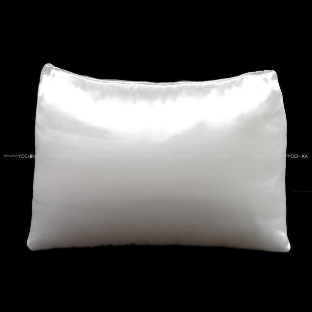 HERMES ハンドメイド バーキン30 専用 バッグ ピロー まくら クッション オフホワイト 新品