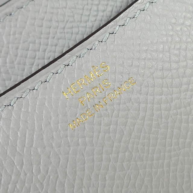 HERMES エルメス ショルダーバッグ コンスタンス3 ミニ 18 エプソン ゴールド金具 新品