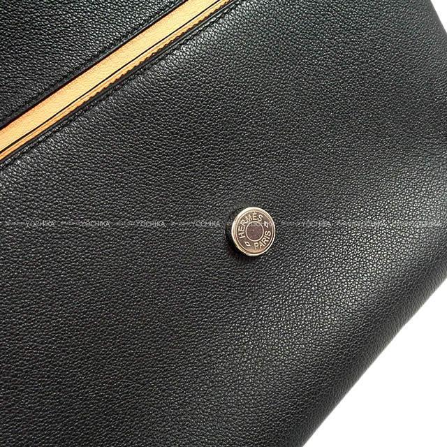 HERMES エルメス ショルダーバッグ Opli/オプリ28 黒/テリキュート トリヨンノヴィーヨ 新品